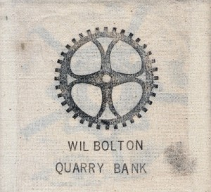 Wil Bolton - Quarry Bank