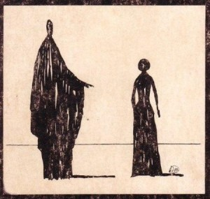 Illustration d'Antigone de Jean Anouilh