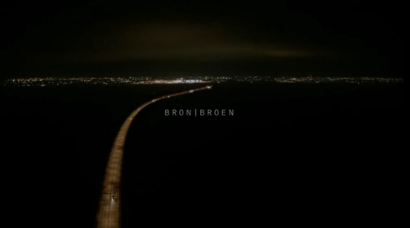 Bron/Broen, une série nocturne