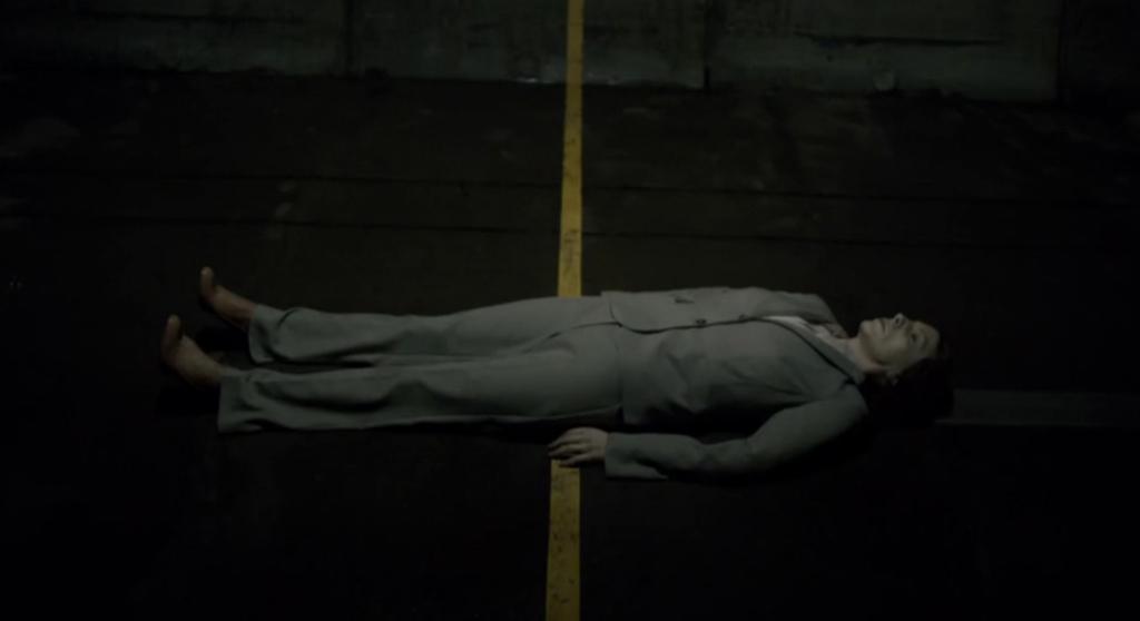 Tunnel : la découverte du corps