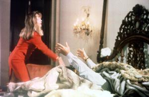 Kim Basinger dans Boire et déboires