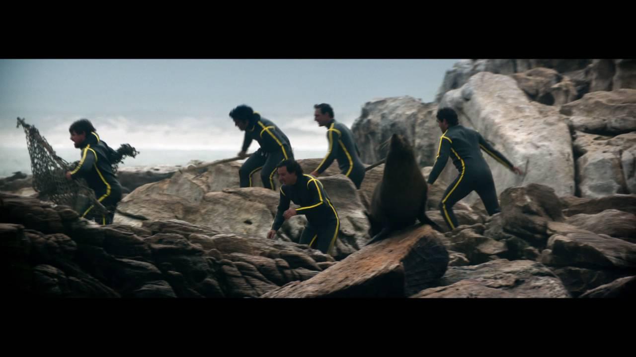 [4] Catching seals