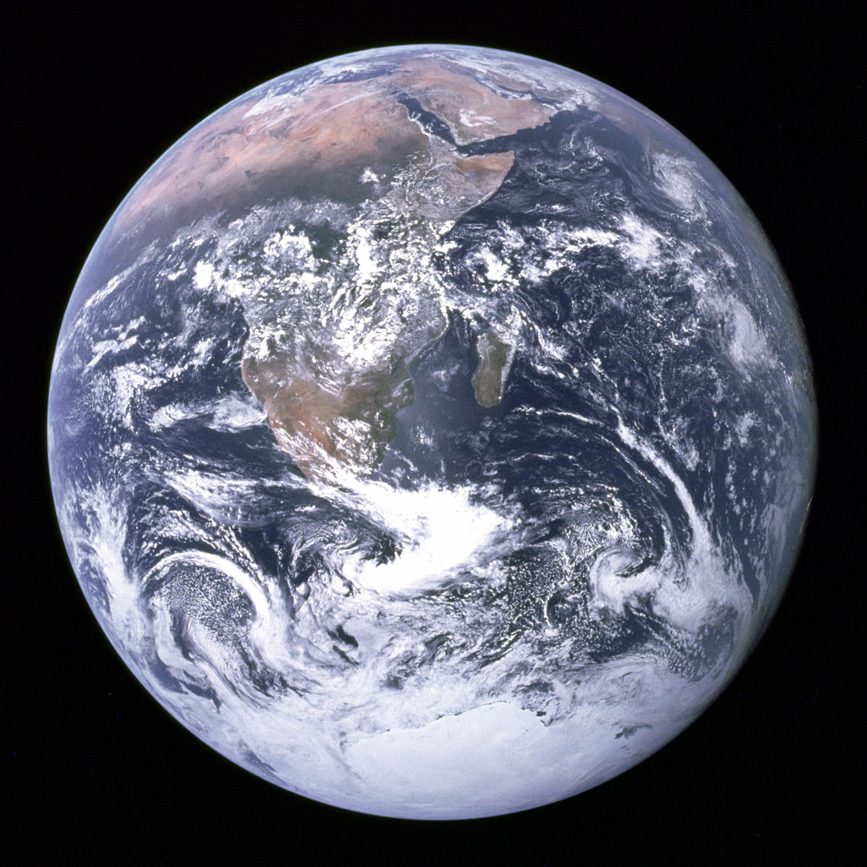 La bille bleue, ou l'espace, l'ultime frontière