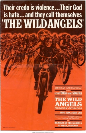The wild angels, film de Roger Corman (1966)